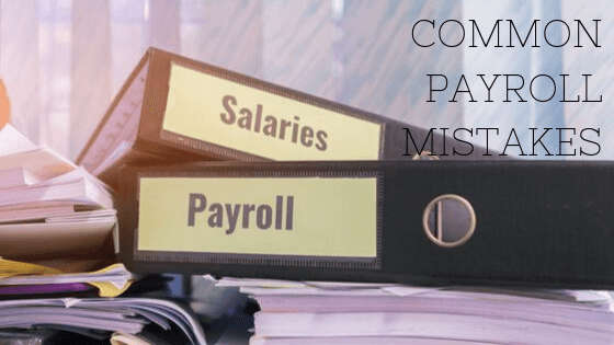 Payroll Mistakes