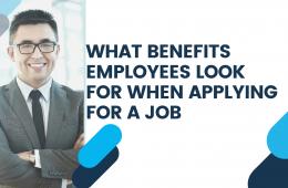 What employee benefits