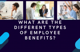 different types of benefits